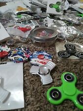 50 assorted FIGET SPINNER HAND TRI EDC FINGER TOY HYBRID CERAMIC BALL BEARING