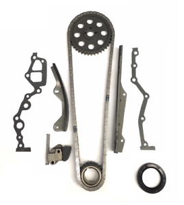 Complete-Timing-Chain-Kit-Set-For-Datsun-S30-260Z-L26-Engine