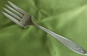 Lady-Doris-Silverplate-Medium-Cold-Meat-Fork-1929-International-Silver-8-25-034