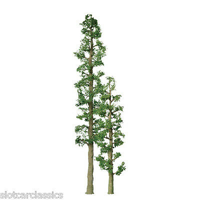 "JTT SCENERY 94228 PROFESSIONAL SERIES 1"" CEDAR TREE   6/PK  Z-SCALE  JTT94228"