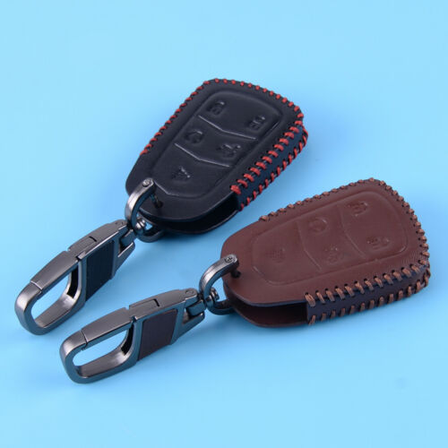 Car 5 buttons Remote Key Fob Shell Case Cover Fit for Cadillac Escalade ATS CTS