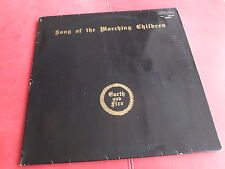 Earth And Fire - Song Of The Marching Children Circle CLP 700101 german Original