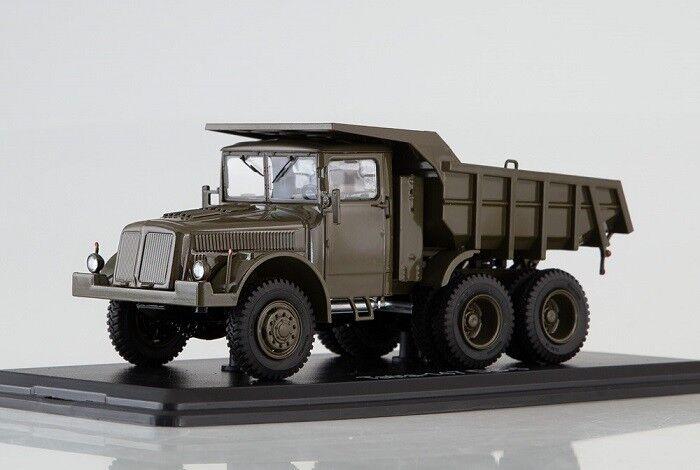 Estrellat scale models (SSM) 1 43. Tatra - 147 dc-5 military Dumper camión.
