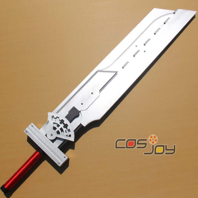 """Cosjoy 46"""" Final Fantasy 7AC Cloud Strife's Disassembly Sword Cosplay Prop-0256"""