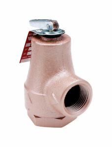 Watts 3 4 In Water Pressure Reducing Valve 98268678833 Ebay
