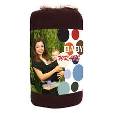 Hana Baby Newborn Stretchy Wrap Short Bamboo Cotton Sling Carrier