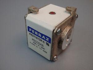 Fusible W095262 Ferraz 40A 660VAC W09-5262