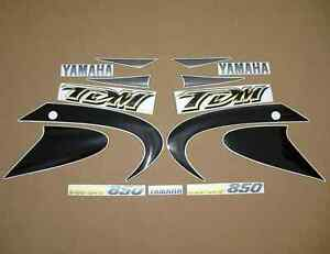 Details About Yamaha Tdm 850 2001 Complete Replacement Decals Stickers Graphics Set Aufkleber