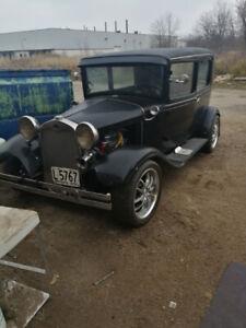 1930 model a hotrod