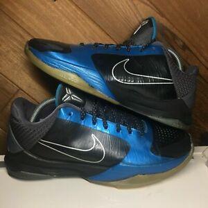 half off c2fcb 5f91f Details about Nike Zoom Kobe 5 V Inline Dark Knight Five Rings Bruce Lee  Size 8.5