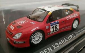 1-43-CITRON-XSARA-WRC-TOUR-DE-CORSE-2001-J-PURAS-M-MARTI-COCHE-ESCALA-DIECAST