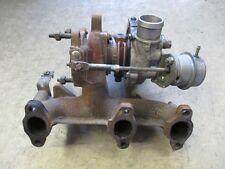 TURBOCOMPRESSORE GARRETT VW POLO 9n 1.4 TDI Bay curva di scarico 045253019g