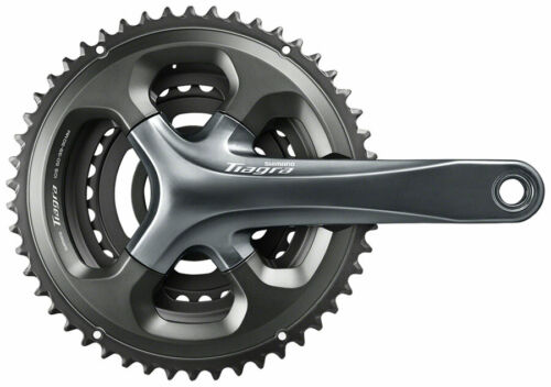 Shimano Tiagra FC-4703 Crankset 10-Speed 50//39//30t 170mm 110//74 Asymmetric