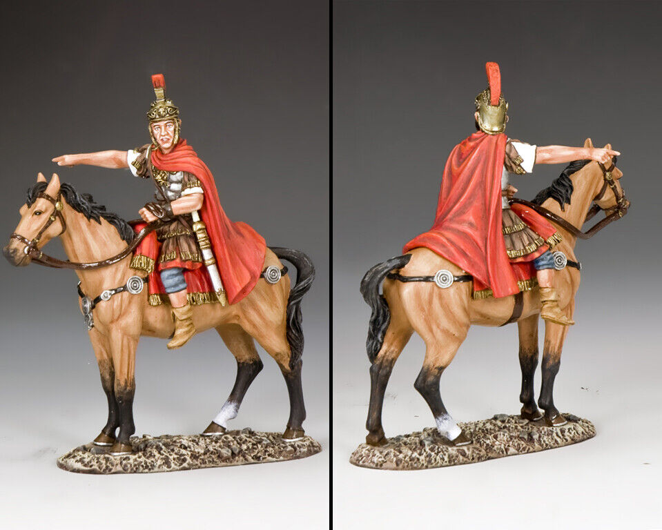 KING & COUNTRY ROMAN EMPIRE ROM002 THE TRIBUNE MIB