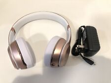 Beats By Dr Dre Solo3 Wireless On The Ear Headphones Rose Gold For Sale Online Ebay