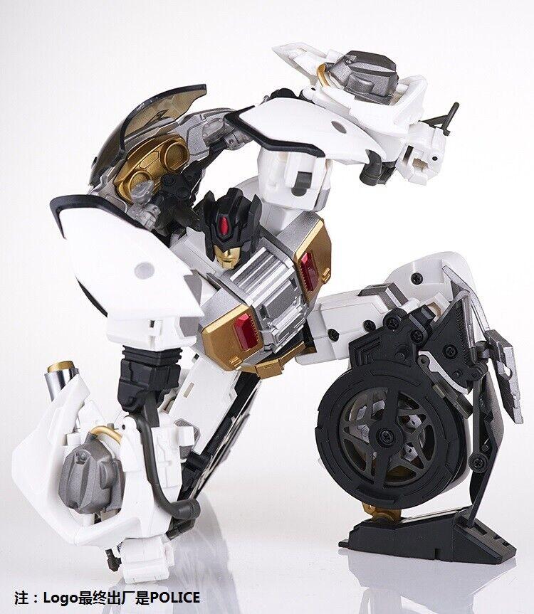 Generazione giocattolo Transformers GT08D Santo Patrono MOTO BUCA IN MAGAZZINO