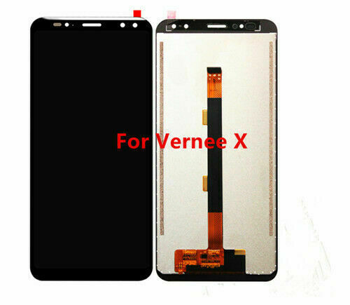 Pantalla Táctil LCD Pantalla Conjunto para Vernee//Vernee V2 Pro//X Vernee Mix 2