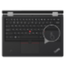 Lenovo 20M7000YAU ThinkPad L380 Yoga 13.3″  8GB DDR4 Win 10 Pro Notebook - Silver
