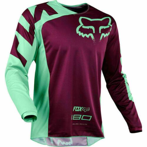 Fox Men/'s Racing Bike Moto Jersey Motocross//MX//ATV//BMX//MTB Dirt Bike Riding Suit