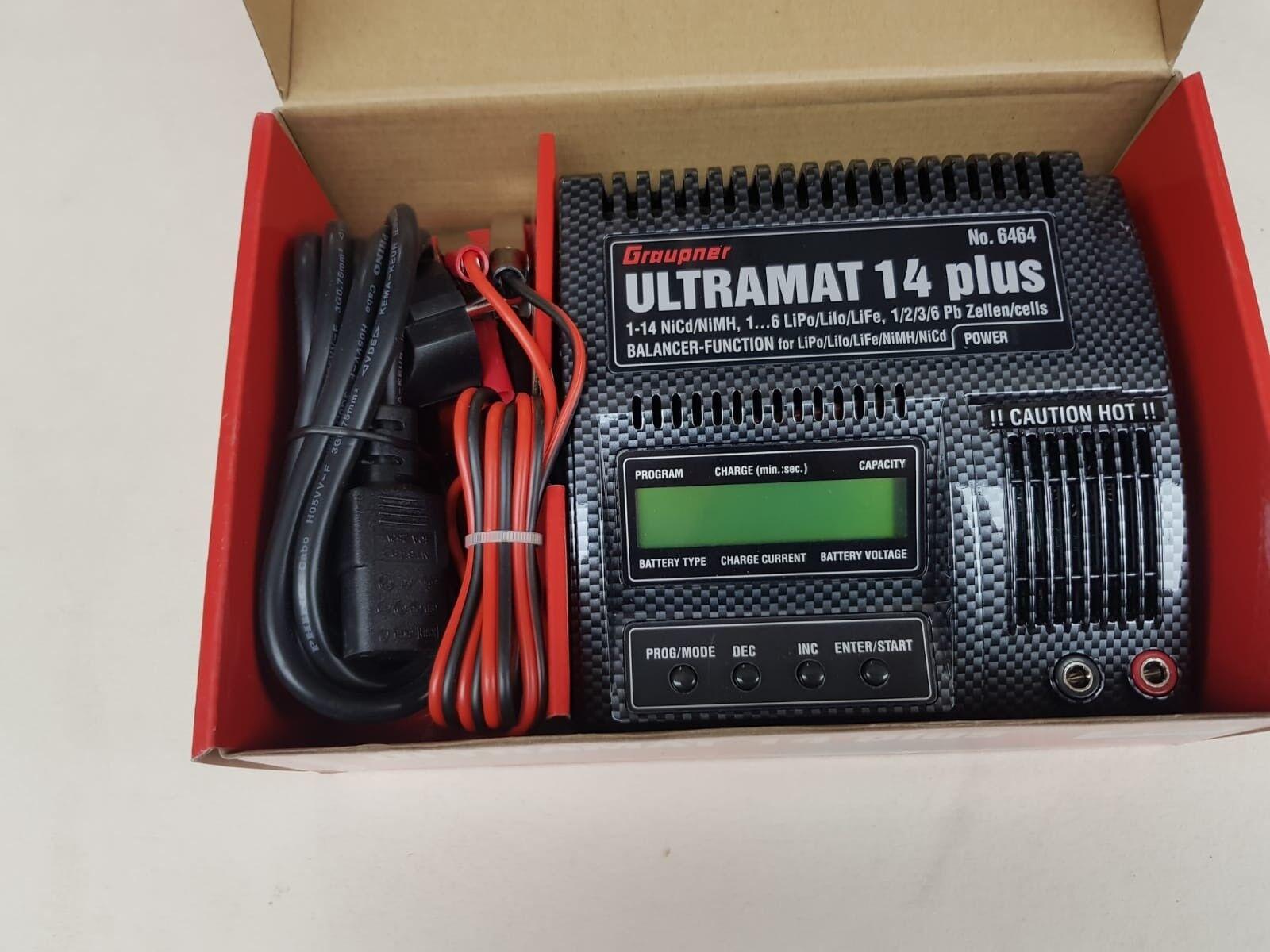 Charger grispner Ultramat 14 plus 6464 FREE SHIPPING