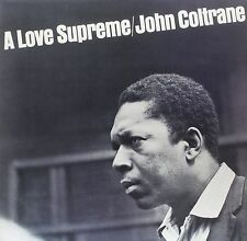 JOHN COLTRANE - A LOVE SUPREME  LP - 180G Vinyl NEW / FACTORY SEALED