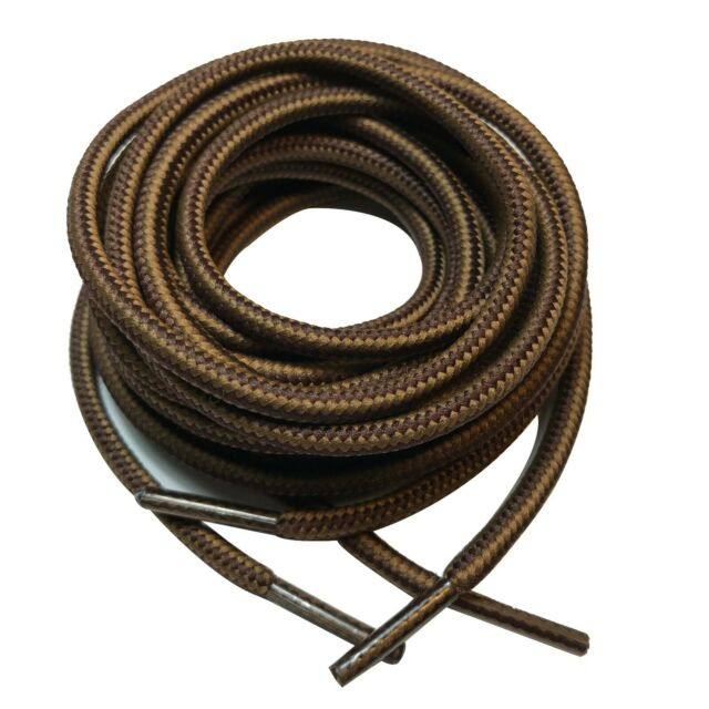 Round Boot Heavy Duty Shoelaces 45 54 60 72 Inch Boot Strings Laces