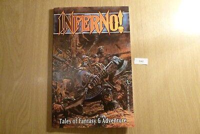 Affidabile Gw Inferno Tales Of Fantasy & Avventura-issue 25 2001 Ref:1542-mostra Il Titolo Originale