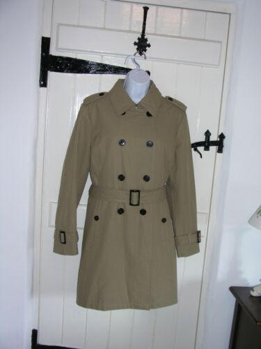 Trenchcoat Lands L Coat Størrelse Beige Mac New Aftagelig 16 End Bælte Foring qtSgw7A