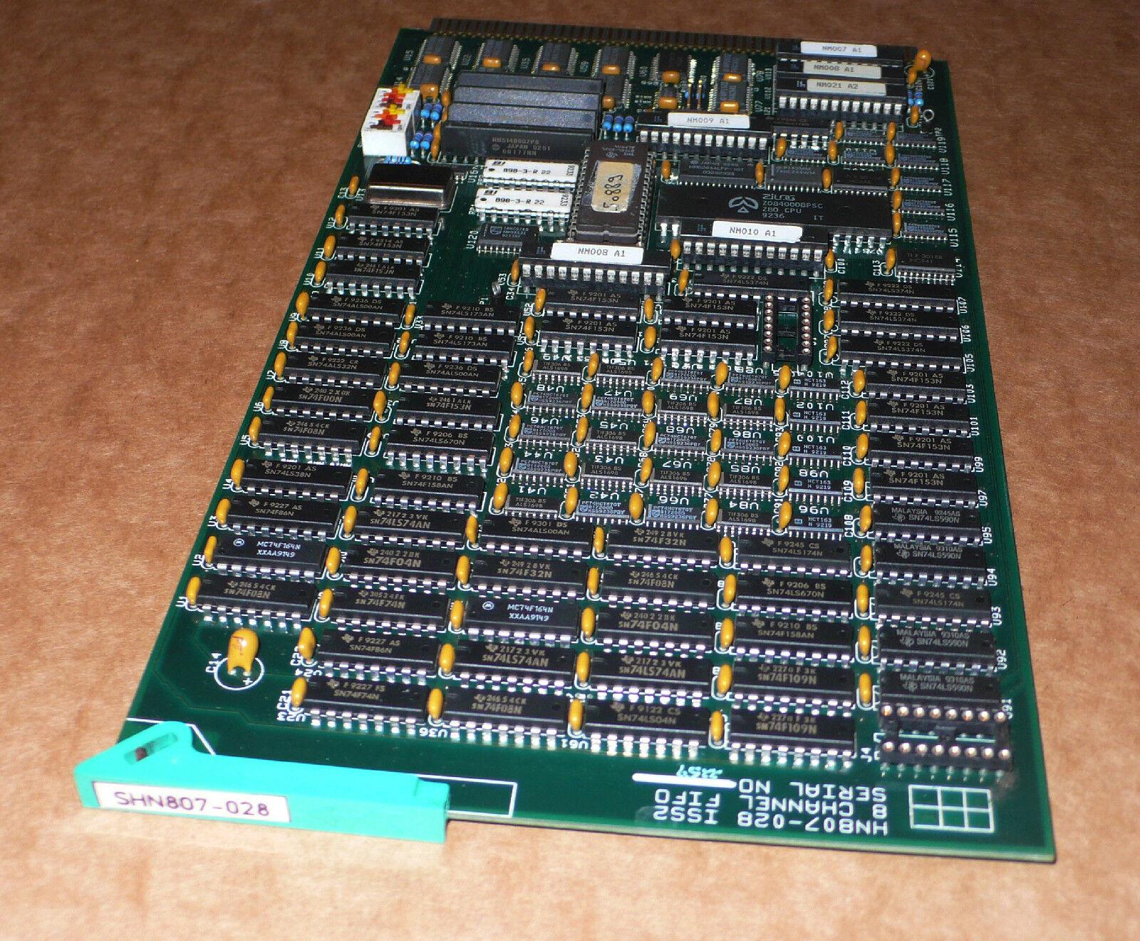 CARD AUDIO AMS   SHN807-028   8 CHANNEL FIF0