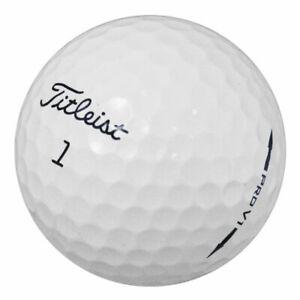 84-Titleist-Pro-V1-Near-Mint-Used-Golf-Balls-AAAA-Free-Shipping