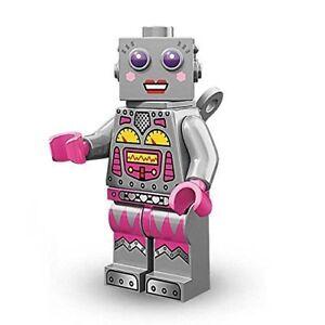 Lego-serie-11-Figurine-71002-Lady-Robot