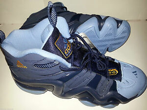 Image is loading ADIDAS-CRAZY-8-KOBE-MEMPHIS-GRIZZLIES-Nuggets-BLUE-