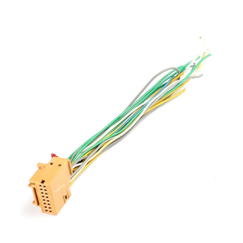16-Pin Stecker Kabelsatz Würfel Kabelbaum Wiring Für VW AUDI SKODA 1K0972928A