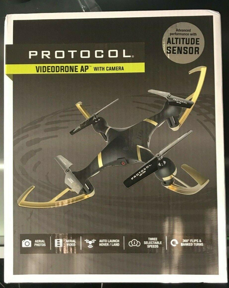 Predocol VIDEODRONE AP Drone W camera 4GB 480p