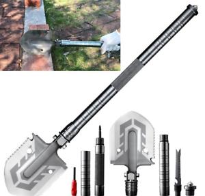 Folding Shovels Camping Survival Military  Spade Shovel Set For Hiking Outdoor
