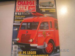 **d Charge Utile N°82 Wreckers Américain / Transports D'ille Et Vilaine