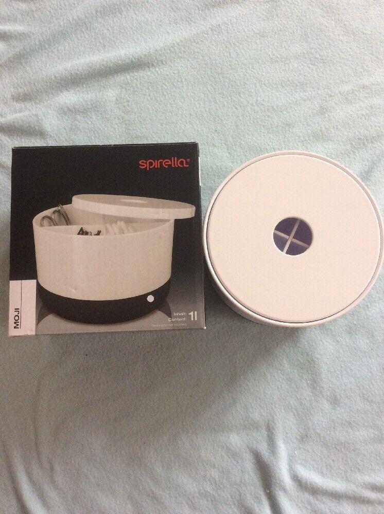 Spirella Mojo Multi-Box, Black And White (g)