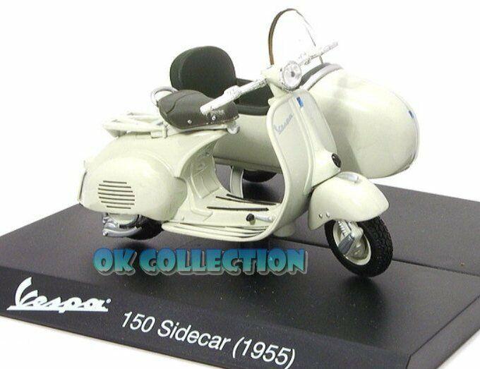 ahorra hasta un 80% 1 18 Vespa Collection Fabbri_ 150 SIDECoche del del del 1955 _(32-33)  ordenar ahora