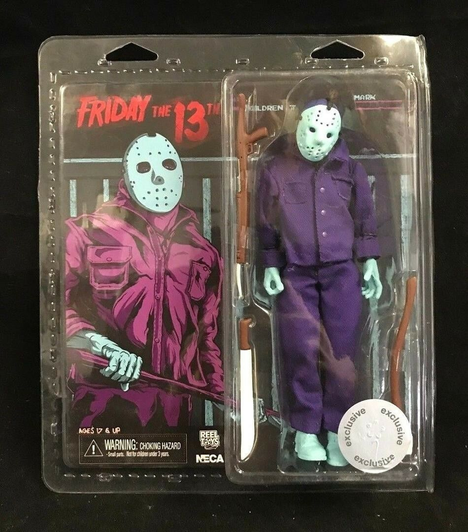 Toys R Us Exclusive Jason Voorhees Action Figure - Friday the 13th