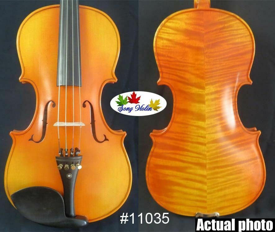 Strad style SONG brand Master i 15 1 2  purple ,huge and powerful sound