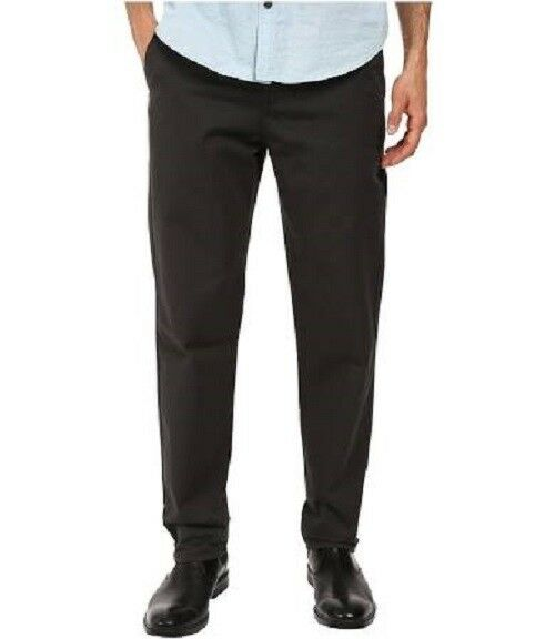 arrives new high beautiful style Levi's Men's 502 Regular Taper Fit Chino Pant, Caviar/Stretch  Twill-Stretch, 30