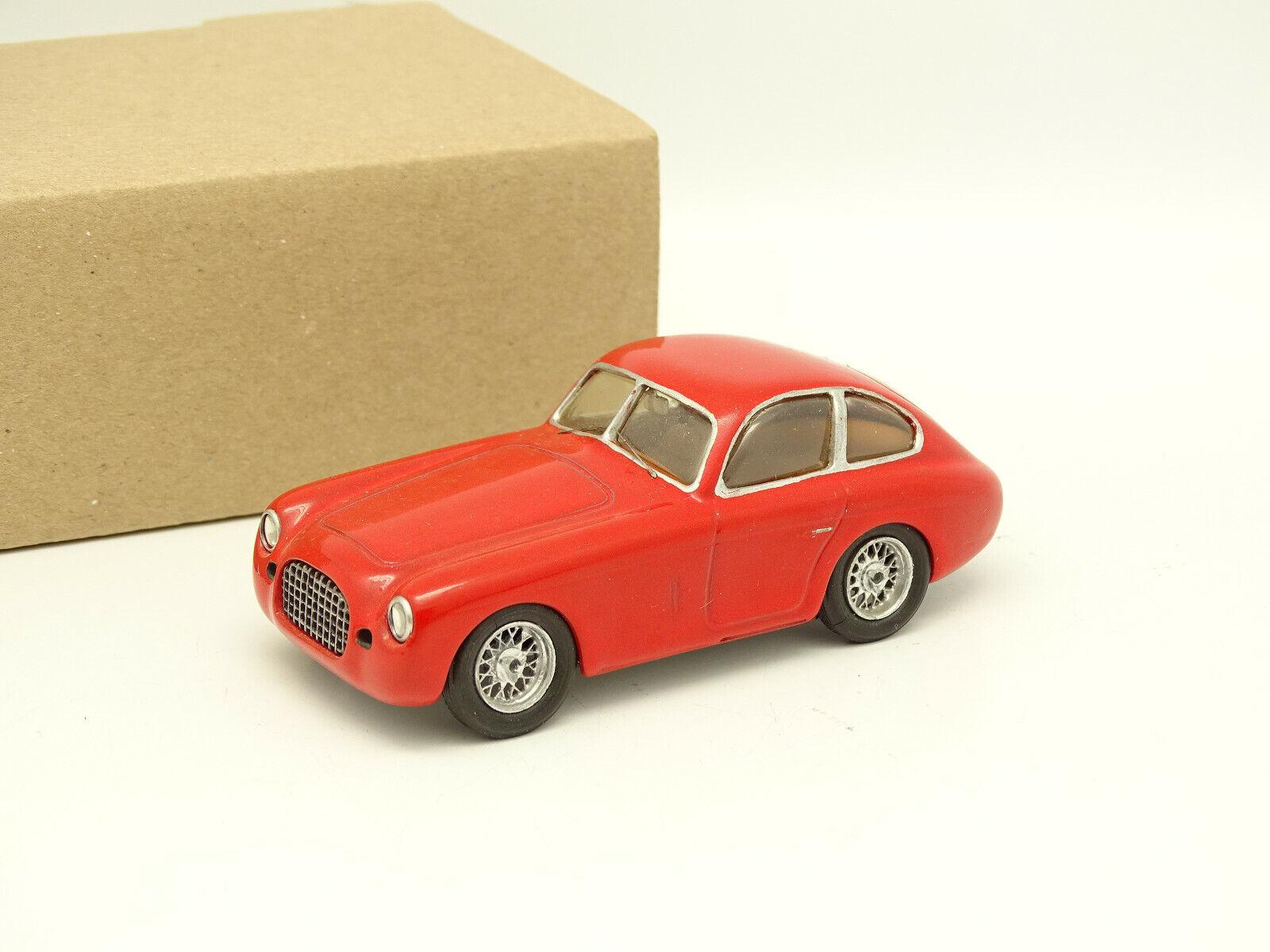 Hifi Set Wandmontage Metall 1 43 - Ferrari 166 mm Zagato Rot