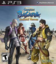 Sengoku Basara Samurai Heroes PS3 - LN - Game Disc Only