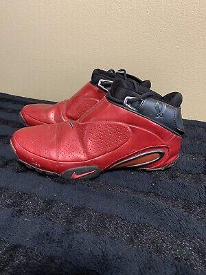 RARE Men's Nike Zoom Air Flight Turbine Red 304070-061 Size 7.5 | eBay