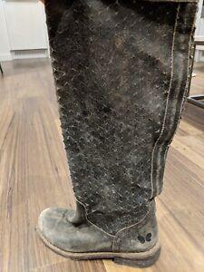 Gredo Boots Size Uk 2Ebay Cowboybiker Felmini Tobacco fbIY6yg7v