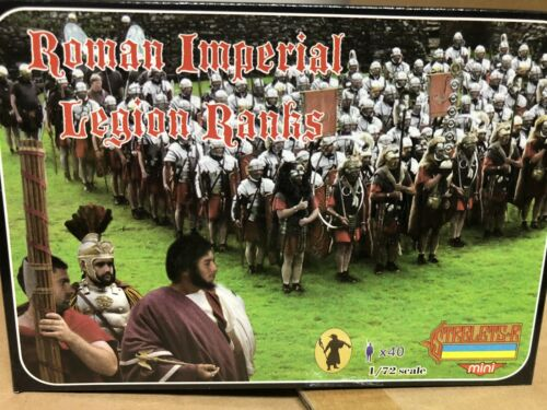 1//72 Ancient Roman Imperial Legion ranks Strelets M100