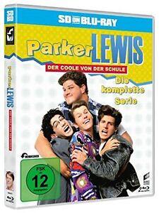 Parker-Lewis-Der-Coole-von-der-Schule-Komplette-Serie-SD-on-Blu-ray-NEU-OVP
