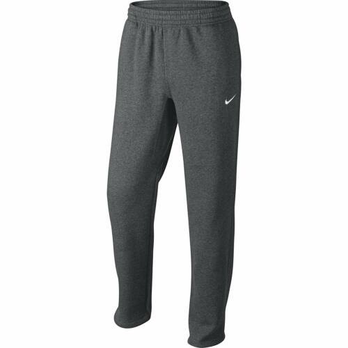 Nike Men/'s Classic Fleece Open-Hem Sweatpants 826424