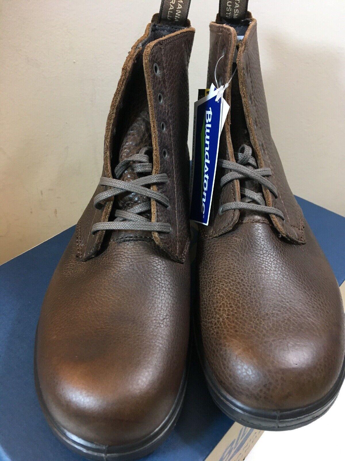 incredibili sconti NWB NWB NWB Blundstone  1454 Marrone Tumble Leather stivali Donna  Dimensione US 9.5 Uomo 7.5  con il prezzo economico per ottenere la migliore marca