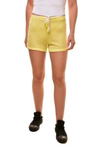 Sundry-Women-039-s-Soft-Vivid-Elastic-Tie-Waistband-Shorts-Sun-XS-RRP-99-BCF810